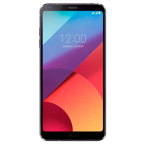 Смартфон LG G6 Black (H870DS) смартфон lg g6 h870ds black