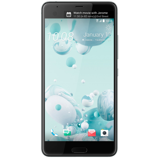 Смартфон HTC U Ultra 64Gb Ice White смартфон htc u play 32gb brilliant black черный 99halv044 00