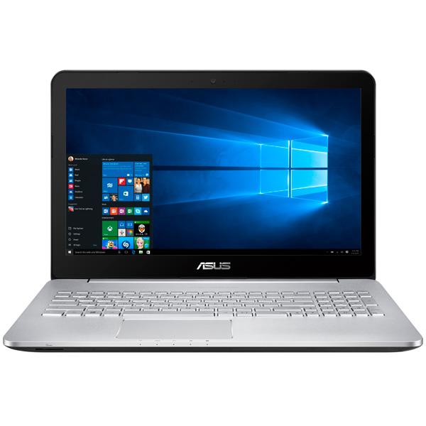 Ноутбук игровой ASUS N552VW-FY252T ноутбук asus n552vw 90nb0an1 m02340 90nb0an1 m02340