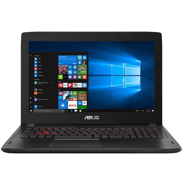 Ноутбук игровой ASUS FX502VM-DM105T ноутбук asus k751sj ty020d 90nb07s1 m00320