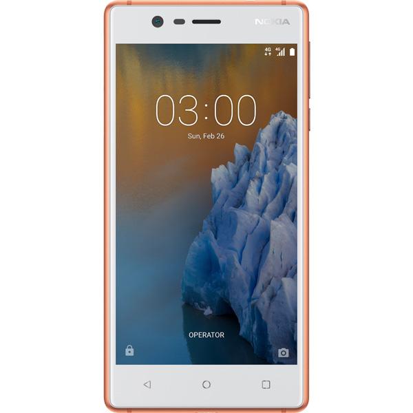 Смартфон Nokia 3 Copper смартфон nokia 5 copper
