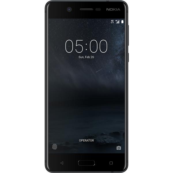 Купить Смартфон Nokia 5 Black в каталоге интернет магазина М.Видео ... f079d52391e