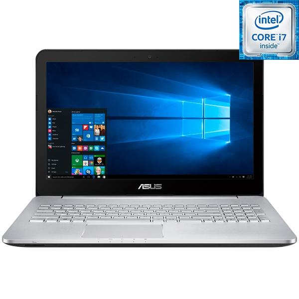 ASUS, Ноутбук игровой, N552VX-FW168T
