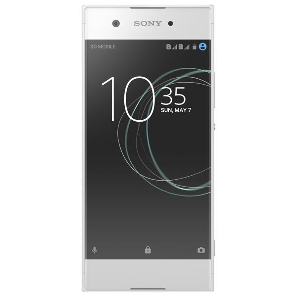 Смартфон Sony Xperia XA1 White (G3112) аксессуар защитное стекло sony xperia xa1 luxcase 0 33mm 82170