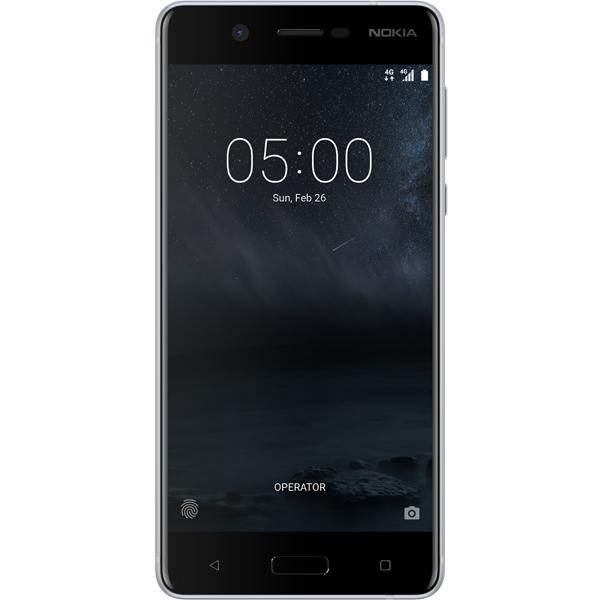 Смартфон Nokia 5 Silver nokia 5