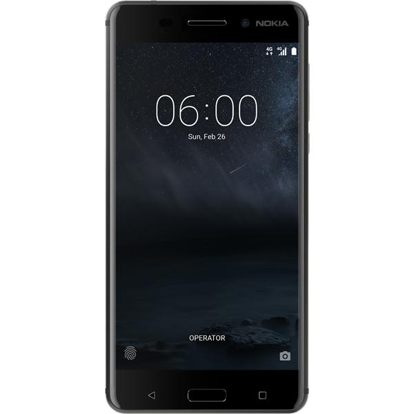 Смартфон Nokia 6 Matte Black nokia x3 в рассрочку