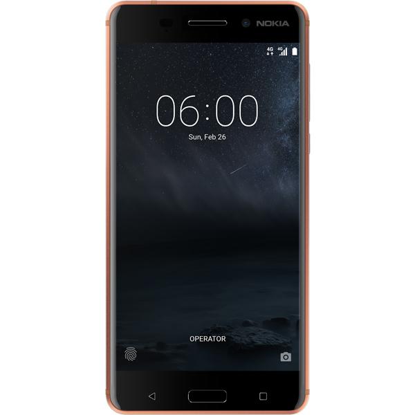 Купить Смартфон Nokia 6 Copper в каталоге интернет магазина М.Видео ... a8789af6a2f