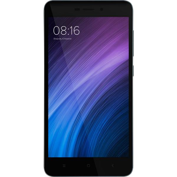 Смартфон Xiaomi Redmi 4A 32GB Gray смартфон xiaomi redmi 4a 32gb grey