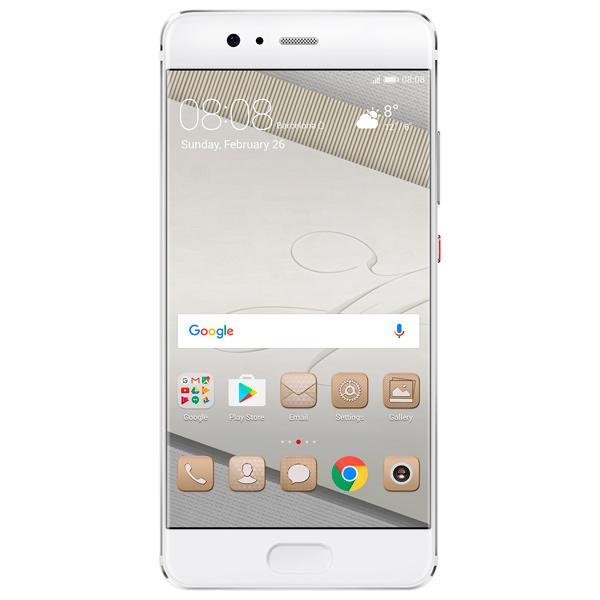 Смартфон Huawei P10 32Gb LTE Silver (VTR-L29) смартфон fly fs512 nimbus 10 4g lte 8gb black