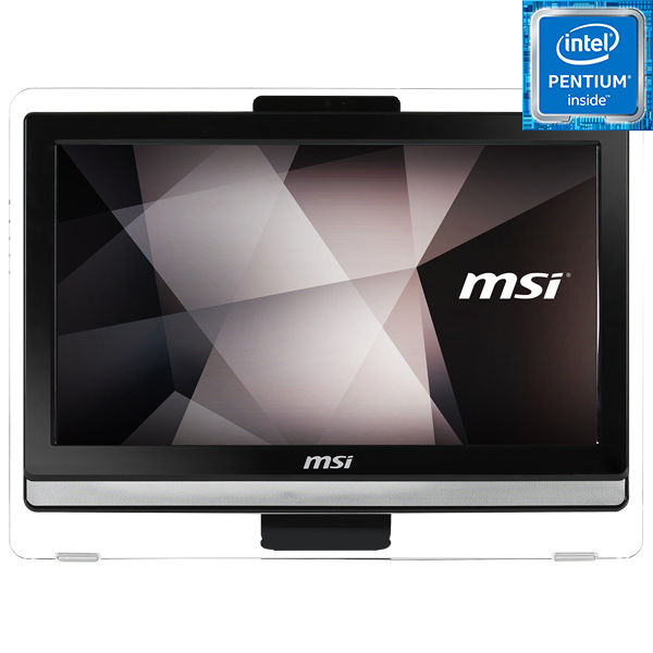 Моноблок MSI Pro 20E 4BW-065RU msi pro 20et 4bw 083ru моноблок