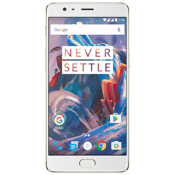 Смартфон OnePlus 3T 64Gb+6Gb Soft Gold