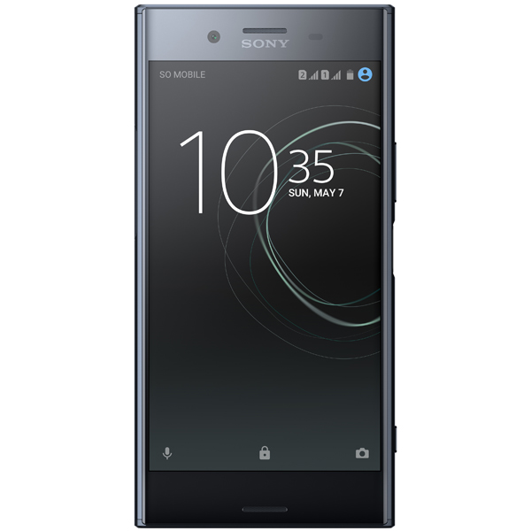 Смартфон Sony Xperia XZ Premium Dual Black (G8142) смартфон sony xperia xa1 ultra dual 4g 32gb black