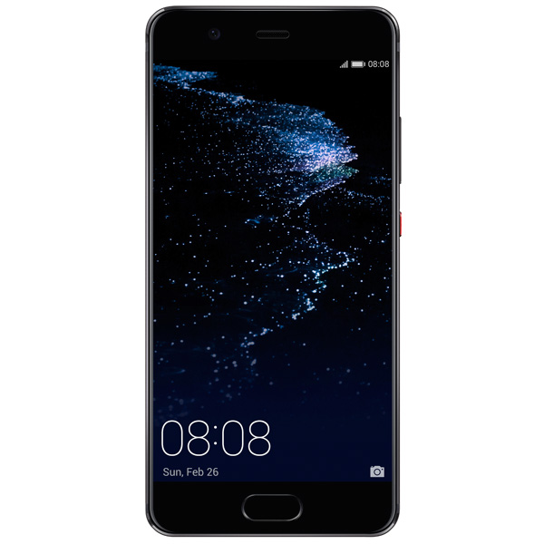 Смартфон Huawei P10 64 Gb LTE Black (VTR-L29) смартфон fly fs512 nimbus 10 4g lte 8gb black