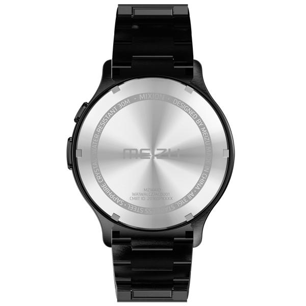 Meizu mix – это стильные кварцевые часы в классическом дизайне с дополнительными возможностями!