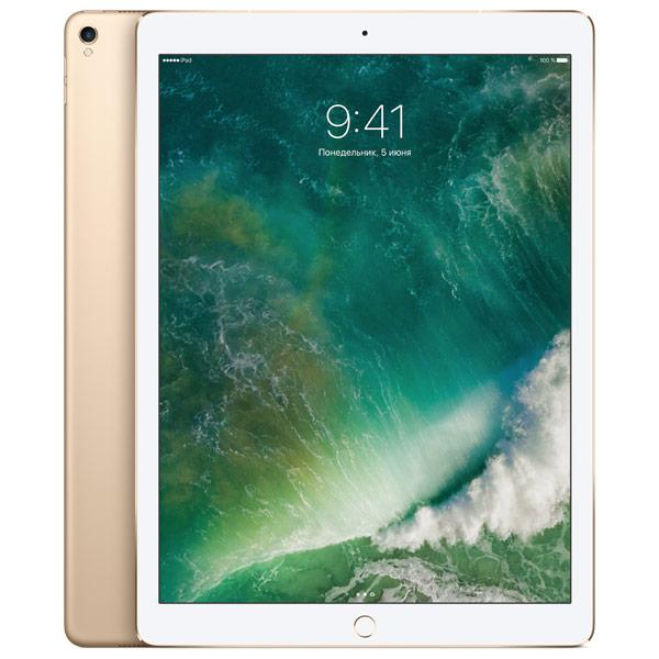 Планшет Apple iPad Pro 12.9 64Gb Wi-Fi + Cellular Gold планшет apple ipad pro 12 9 256gb wi fi cellular gold