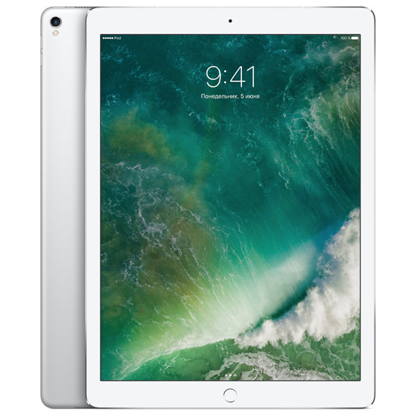 все цены на Планшет Apple iPad Pro 12.9 256Gb Wi-Fi + Cellular Silver онлайн