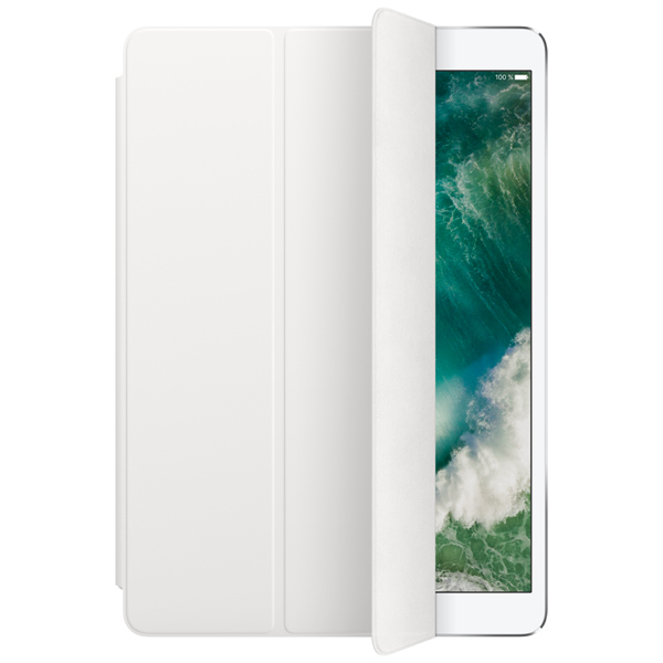 Кейс для iPad Pro Apple Smart Cover iPad Pro 10.5 White (MPQM2ZM/A)
