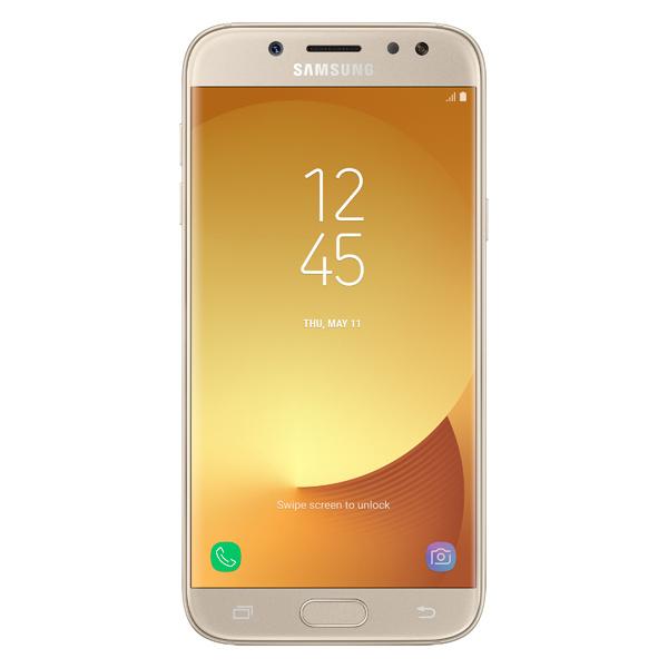 Смартфон Samsung Galaxy J5 (2017) DS Gold (SM-J530FM) смартфон samsung galaxy j7 2016 sm j710fn gold