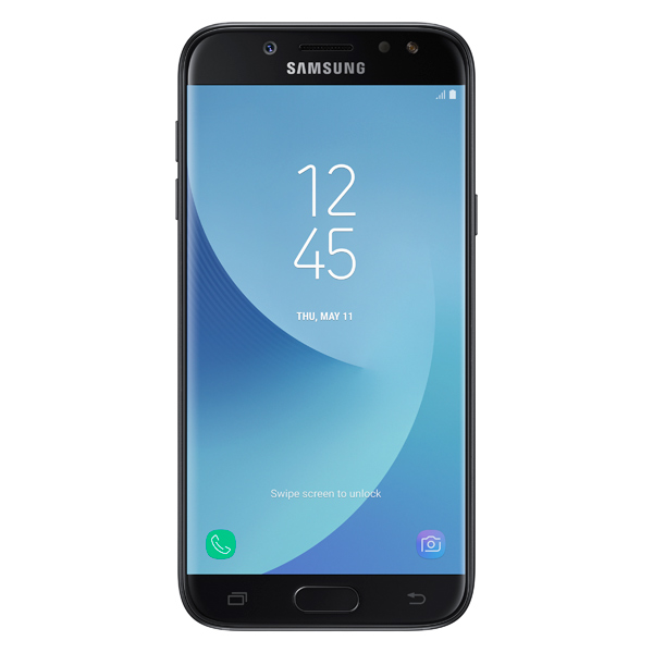 Смартфон Samsung Galaxy J5 (2017) DS Black (SM-J530FM) смартфон huawei y5 2017 серый