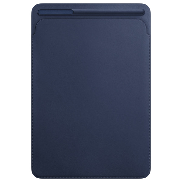 Кейс для iPad Pro Apple Leather Sleeve iPad Pro 10.5 Midnight Blue парогенератор mie stiro pro 100 blue