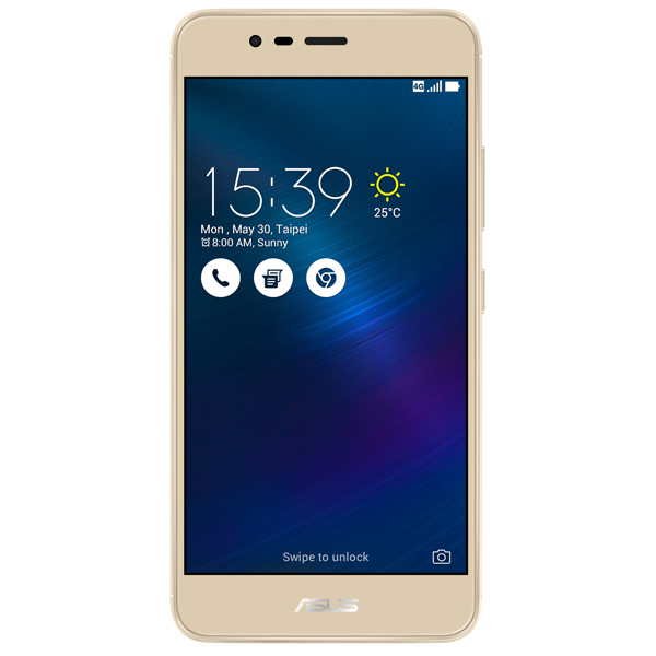 Смартфон ASUS ZenFone 3 Max ZC520TL 32Gb Gold (4G140RU) планшет