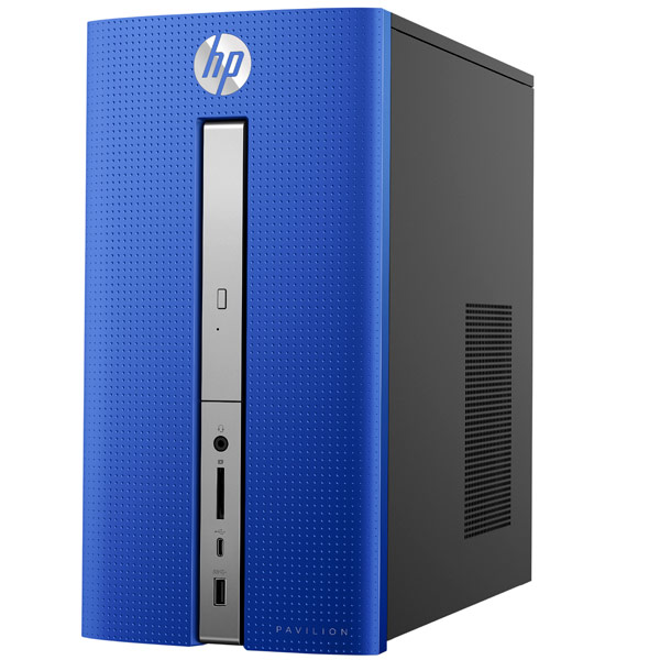 Системный блок HP Pavilion 570-p044ur 1ZN58EA
