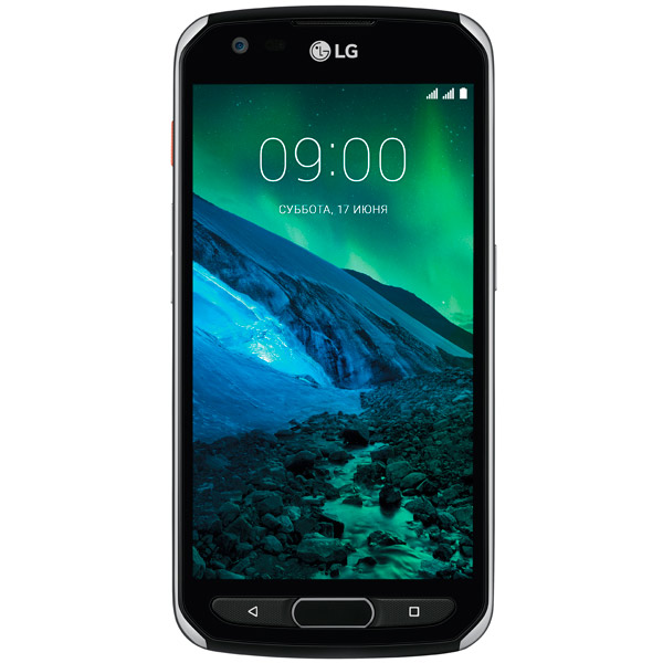 Смартфон LG X venture Black (M710DS) пл нки venture shield