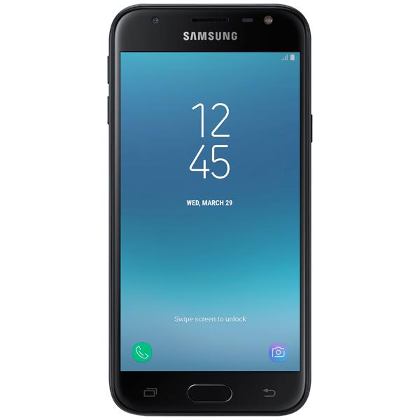 Смартфон Samsung Galaxy J3 (2017) Black (SM-J330F) смартфоны samsung смартфон samsung galaxy j3 8 гб черный