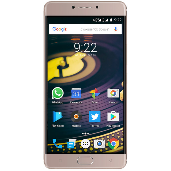 Смартфон Highscreen Power Five Max Copper смартфон highscreen power five max медный