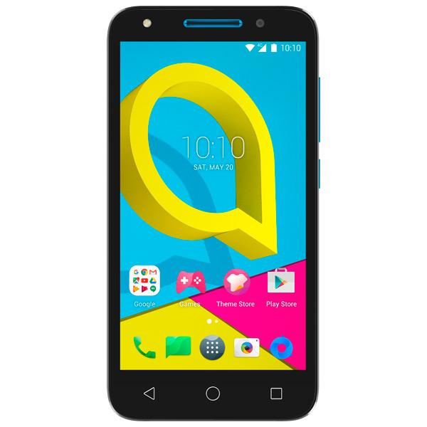 Смартфон Alcatel U5 4G DS Sharp Blue (5044D) смартфон alcatel u5 5044d 8гб синий