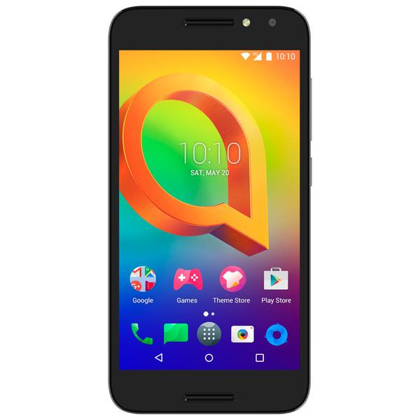 купить Смартфон Alcatel A3 DS Prime Black (5046D) онлайн