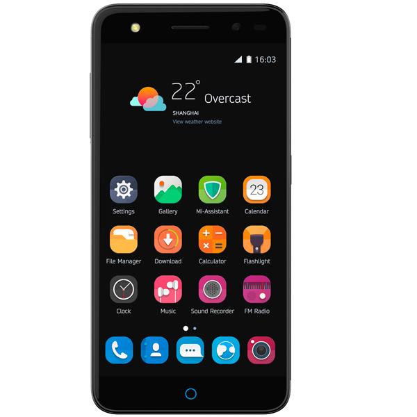 Смартфон ZTE Blade V7 LITE Grey цена и фото