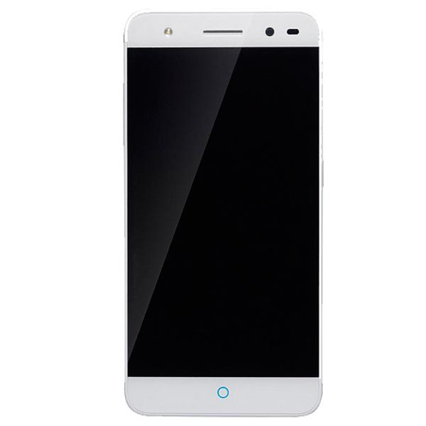 Смартфон ZTE Blade V7 LITE Silver смартфон zte blade a510 серый 5 8 гб lte wi fi gps 3g