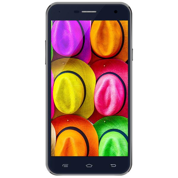 Смартфон Jinga Fresh 3G Blue смартфон micromax bolt q346 lite 3g 8gb blue