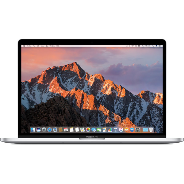 Ноутбук Apple MacBook Pro 15 Touch Bar Core i7 2,8/16/256 SSD S ноутбук apple macbook pro 15 retina with touch bar 2017 silver 2900 мгц 16 гб 0 гб
