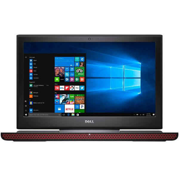 Ноутбук игровой Dell Inspiron 7567-9323 brand new and original laptop case for dell inspiron 14 7000 7460 layout backlit us keyboard palmrest k9gt3 0k9gt3