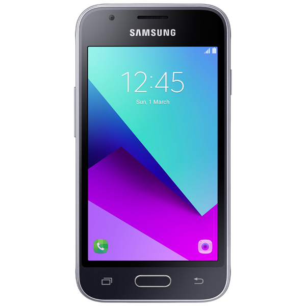 Смартфон Samsung Galaxy J1 mini Prime (2017) Black (SM-J106F) смартфон samsung galaxy j1 mini prime 2016 sm j106f ds 8gb black