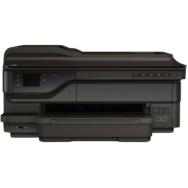 Струйное МФУ HP OfficeJet 7612 Wide Format e-All-in-One Printer мфу hp deskjet 2130 all in one k7n77c