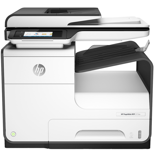 Струйное МФУ HP PageWide MFP 377dw мфу hp pagewide pro 452dw
