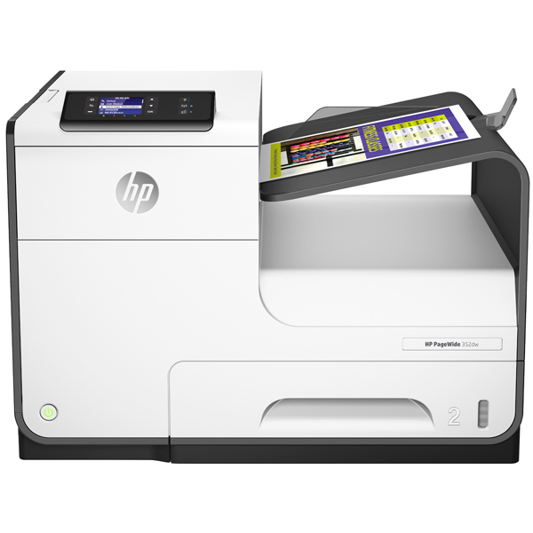 HP, Струйный принтер, PageWide 352dw