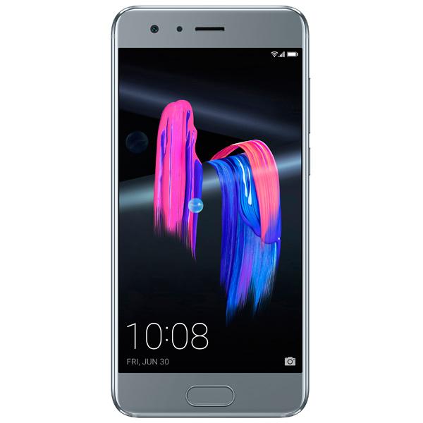 Купить Смартфон Honor 9 64Gb Grey (STF-L09) в каталоге интернет магазина  М.Видео по выгодной цене с доставкой, отзывы, фотографии - Москва 3045e2b84e2