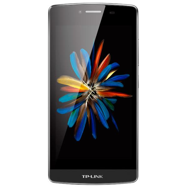 Смартфон TP-Link Neffos C5 Dark Grey (TP701A)
