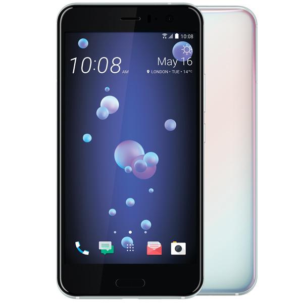 Смартфон HTC U11 64Gb Ice White naskolko ogromen htc u ultra 2