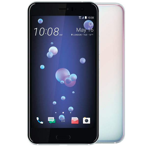 Смартфон HTC U11 64Gb Ice White смартфон htc u11 64gb красный