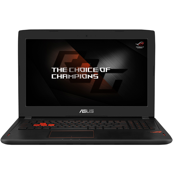 Ноутбук игровой ASUS GL502VS-FY055T asus rog gl502vs black gl502vs gz415t