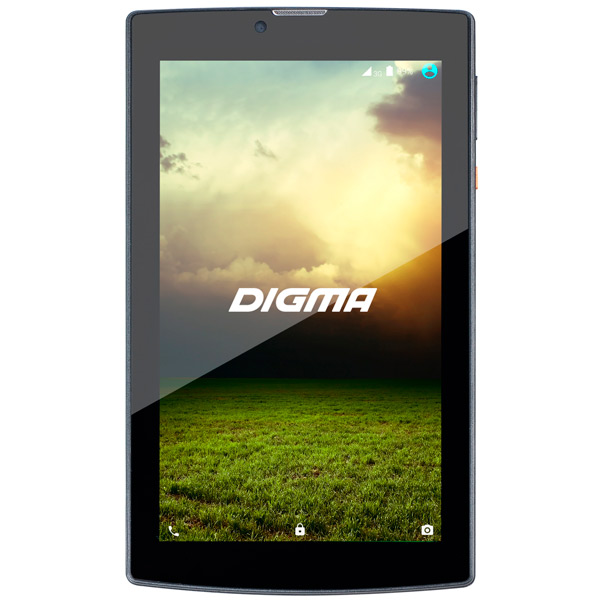 Планшет Digma Optima 7202 7.0 8Gb 3G Black +Navitel (TS7055MG) digma optima m7 7 tt7008aw 8gb wi fi black