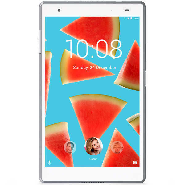 Планшет Lenovo Tab4 8 Plus TB-8704X 16Gb LTE White (ZA2F0118RU) сотовый телефон lenovo k10 vibe c2 power k10a40 16gb white