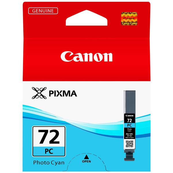 Картридж для струйного принтера Canon PGI-72 PC двойная упаковка картриджей canon pgi 520bk черный [2932b012]
