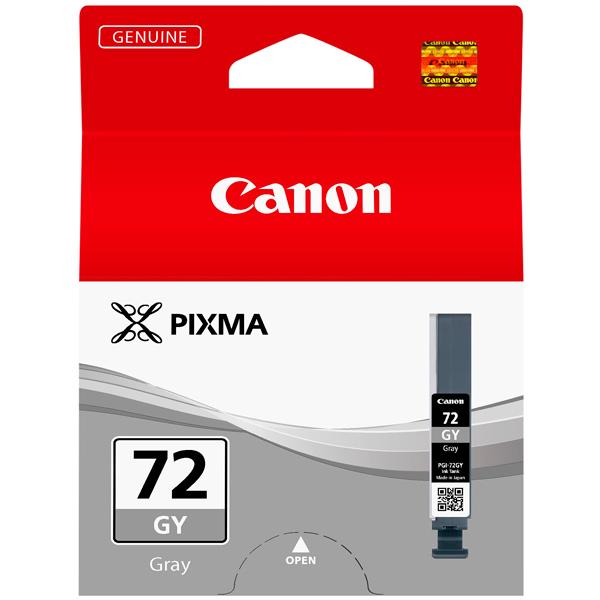 Картридж для струйного принтера Canon PGI-72 GY двойная упаковка картриджей canon pgi 520bk черный [2932b012]
