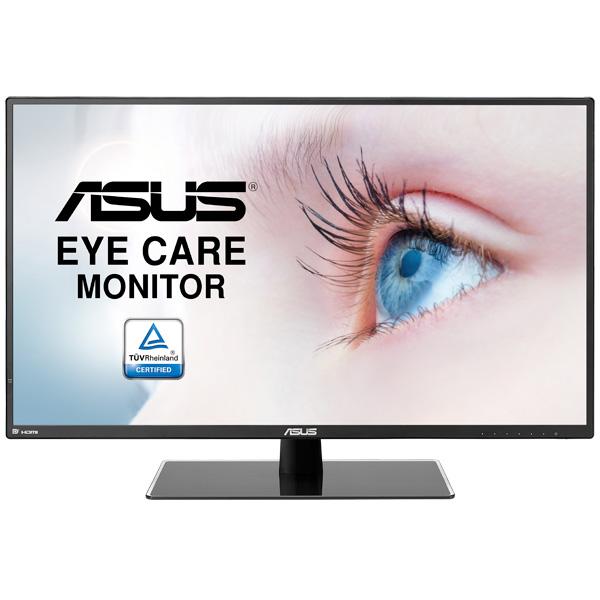 Монитор ASUS VA32AQ монитор asus 21 5 vs228de черный 90lmd8301t02201c